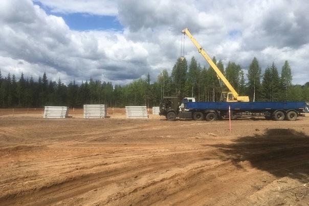 ♻ В Шабалинском районе завершили строительство пер...