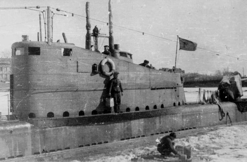 Подводные лодки дореволюционной постройки –участники Великой Отечественной войны, изображение №5