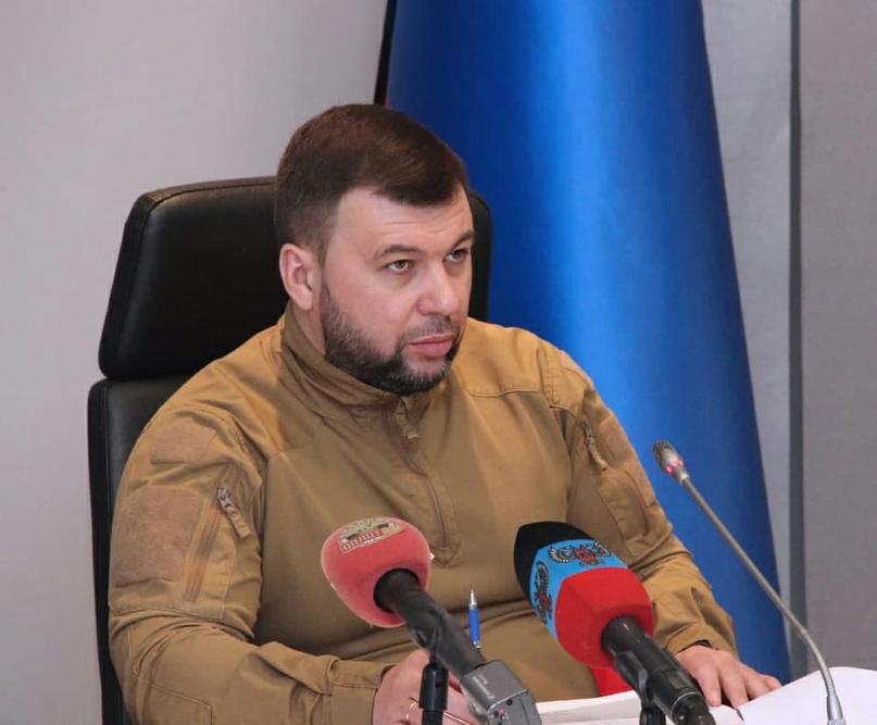 Заявление Главы ДНР Дениса Пушилина о личном контроле проводимых руководителями...