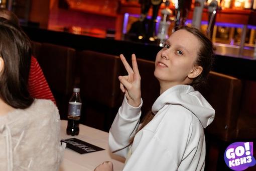 «GO!Квиз №101.7, Hard Rock Cafe,  25 апреля» фото номер 53