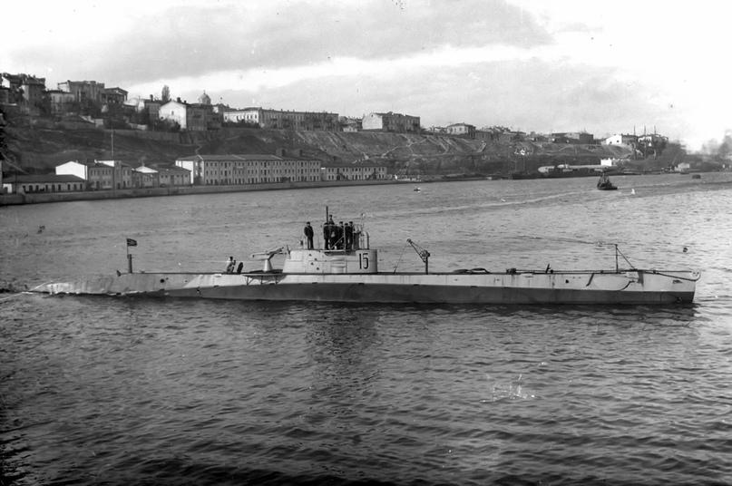Подводные лодки дореволюционной постройки –участники Великой Отечественной войны, изображение №3