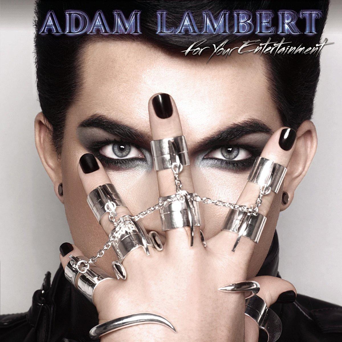 Adam Lambert album For Your Entertainment (Deluxe Version)