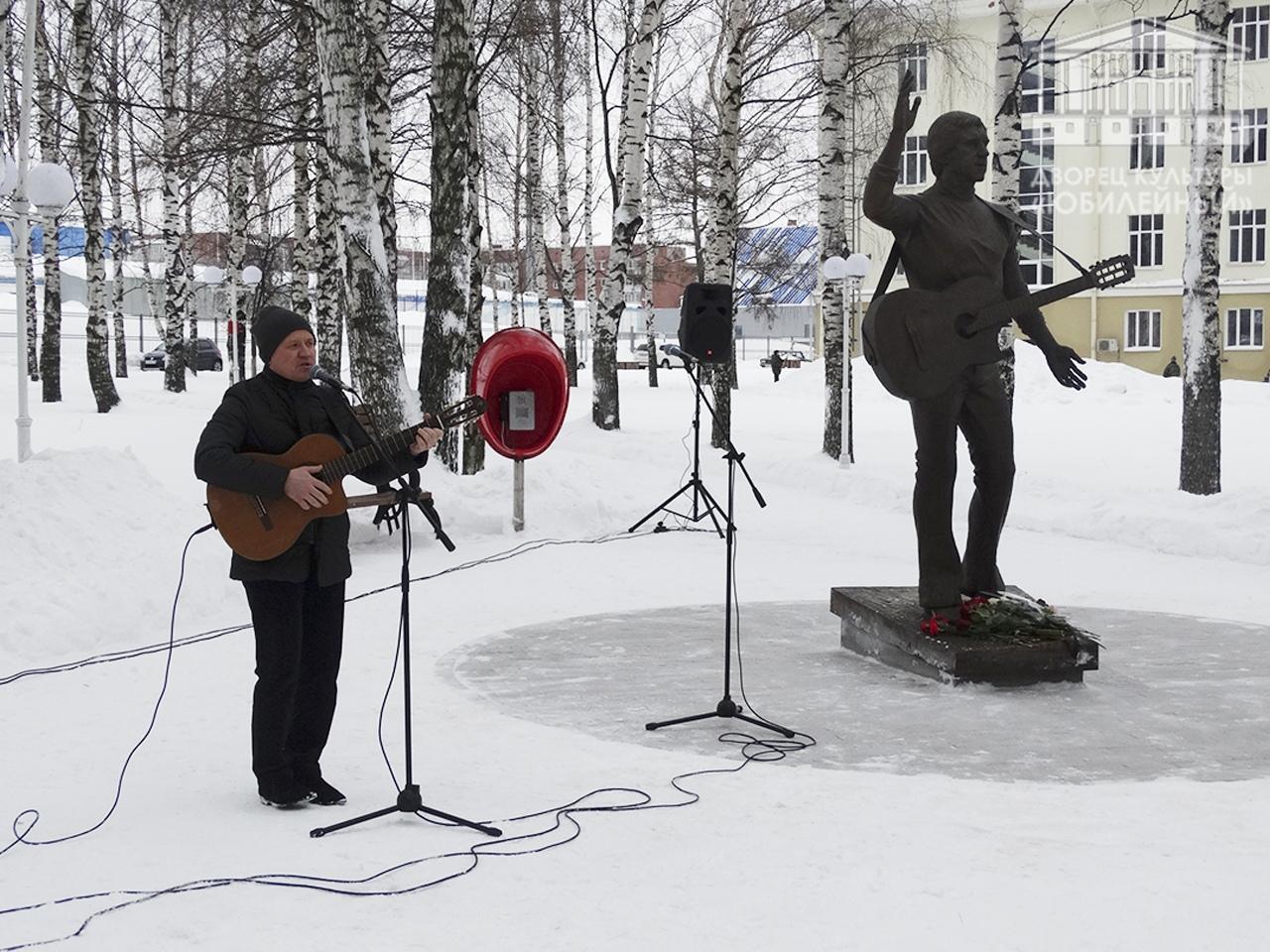 Сквер Высоцкого