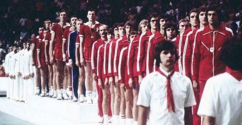Олимпийский пьедестал Монреаля-1976