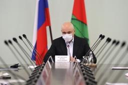 Игорь Артамонов: «Нас отметили как один из лучших субъектов по подготовке к вакцинации»