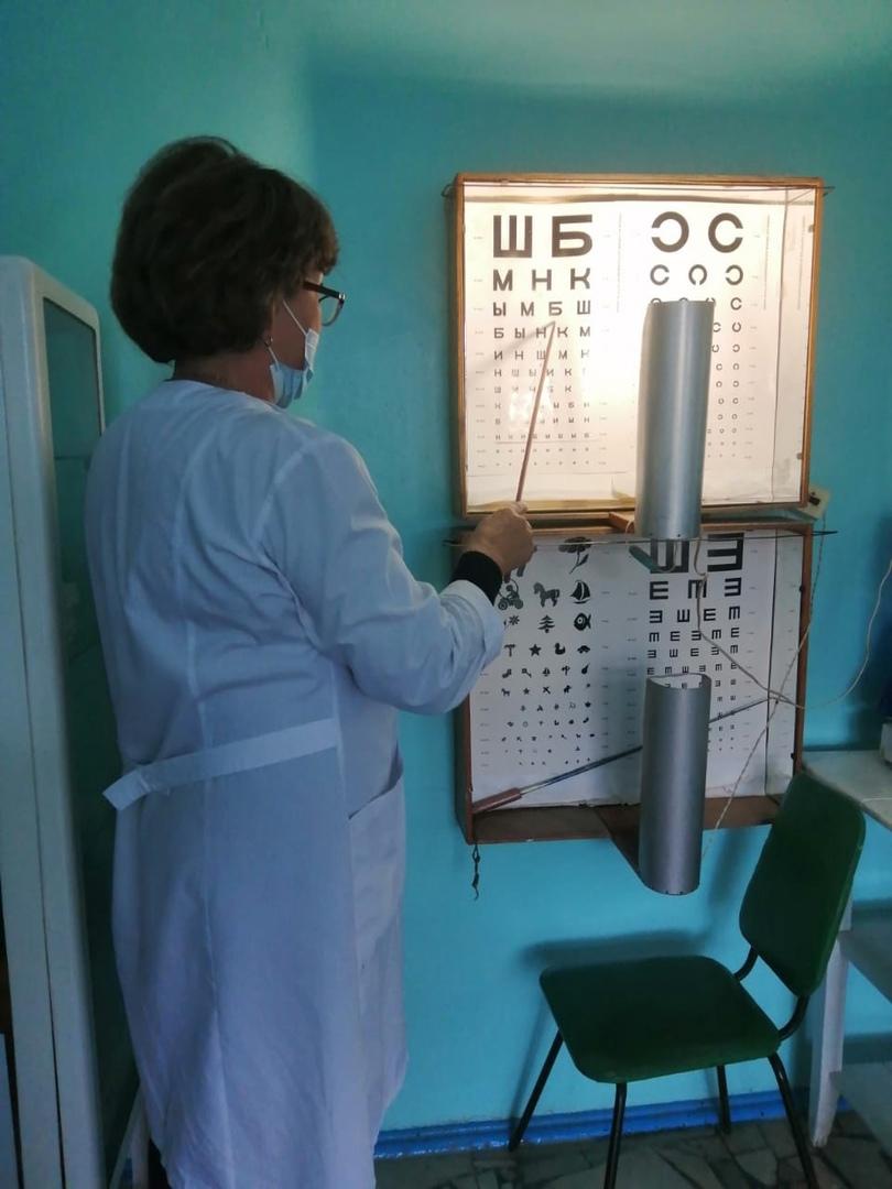 В Петровске прошли приёмы специалистов областной офтальмологической больницы