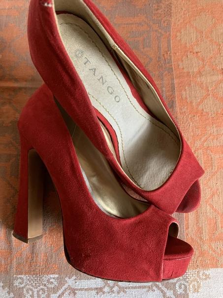 Женская обувь сапоги 37рБотильоны 38рТуфли 39р...