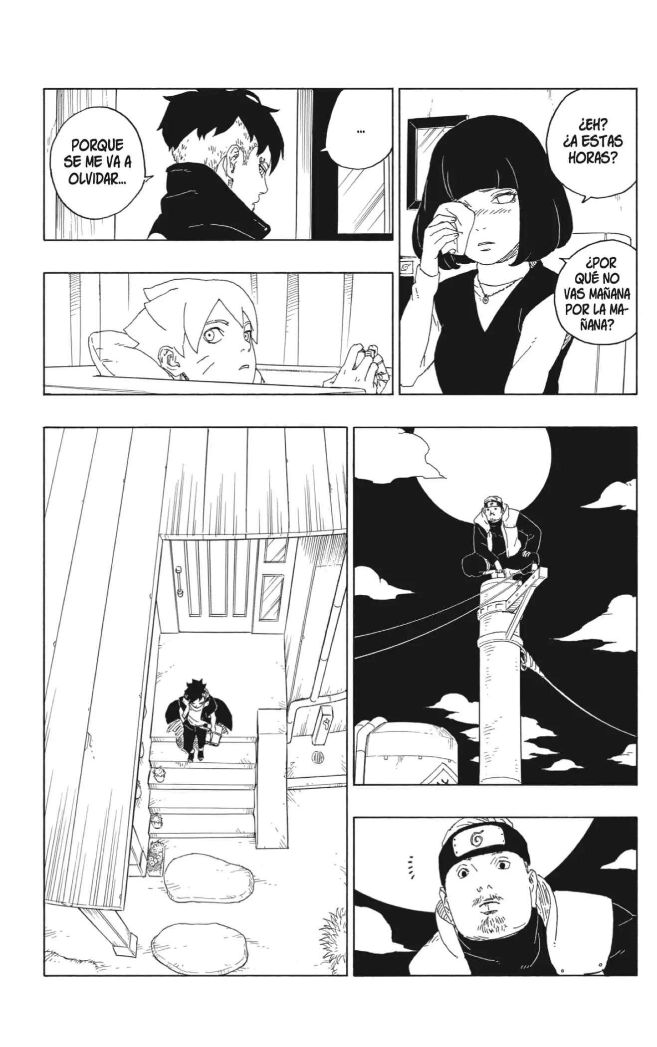 Boruto Manga Capitulo 61, image №20