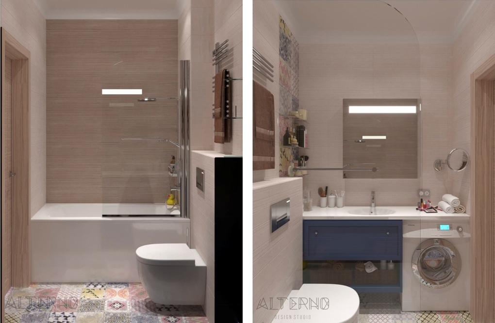 Дизайн-проект квартиры 24 кв.
