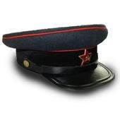 Фуражка АБТВ РККА, образец 1935 года.