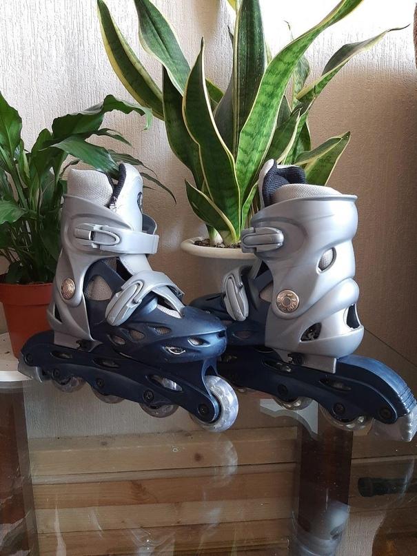 Купить новые детские роликовые коньки | Объявления Орска и Новотроицка №16878