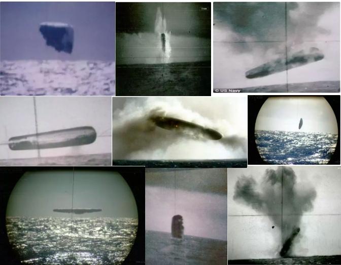 НЛО на глубине: тайна инопланетных подводных лодок, изображение №3