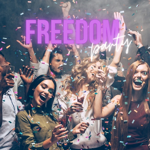 Афиша Новосибирск FREEDOM PARTY