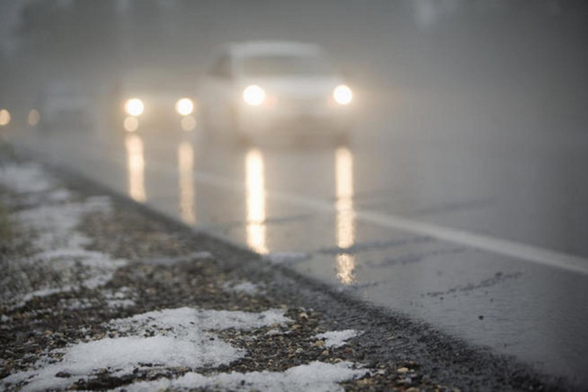 ГИБДД призывает водителей строго соблюдать ПДД в связи с ухудшением погодных условий