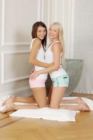 Alexis Brill & Lindsey Olson