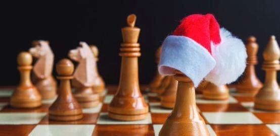 Новогодний турнир по шахматам для школьников