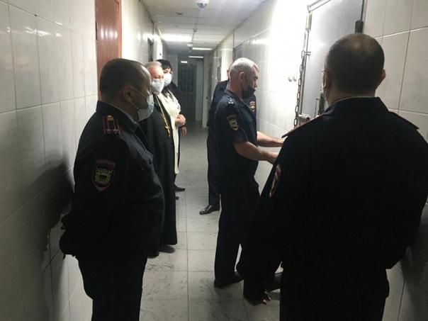 Представитель Общественного совета посетил Отдел МВД России «Предгорный»
