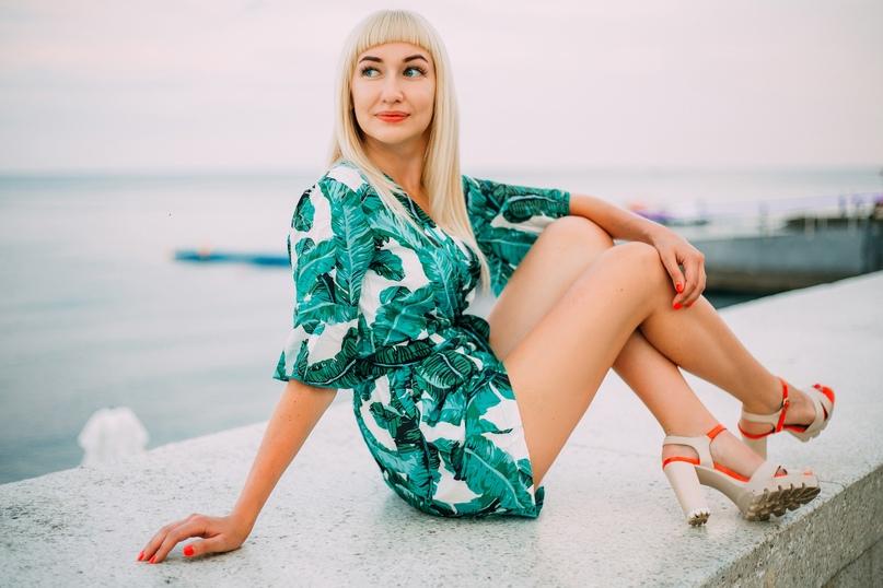 Индивидуальная фотосессия в Алуште - Фотограф MaryVish.ru