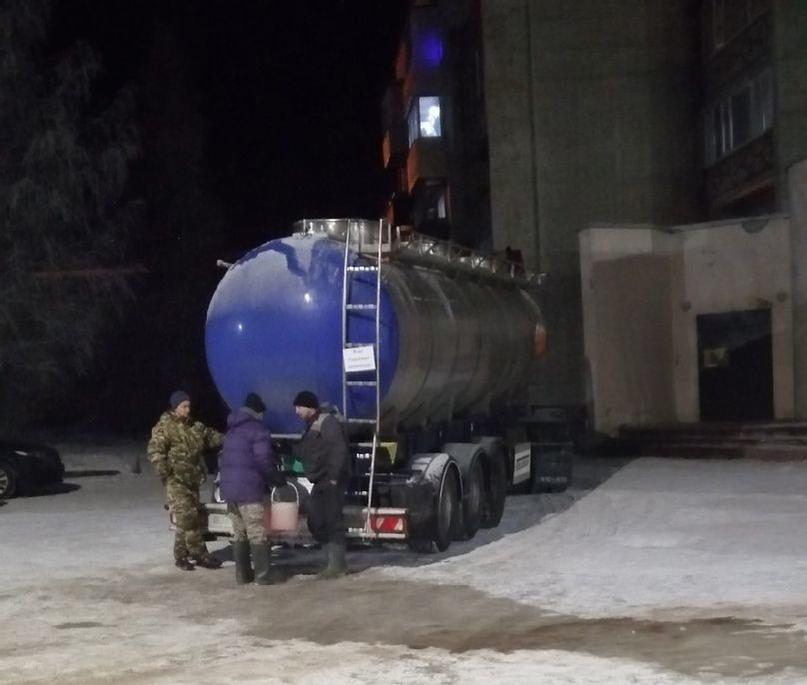 📢 19 января к себе домой в Петрозаводск вернулся водитель большой водовозки Алек...