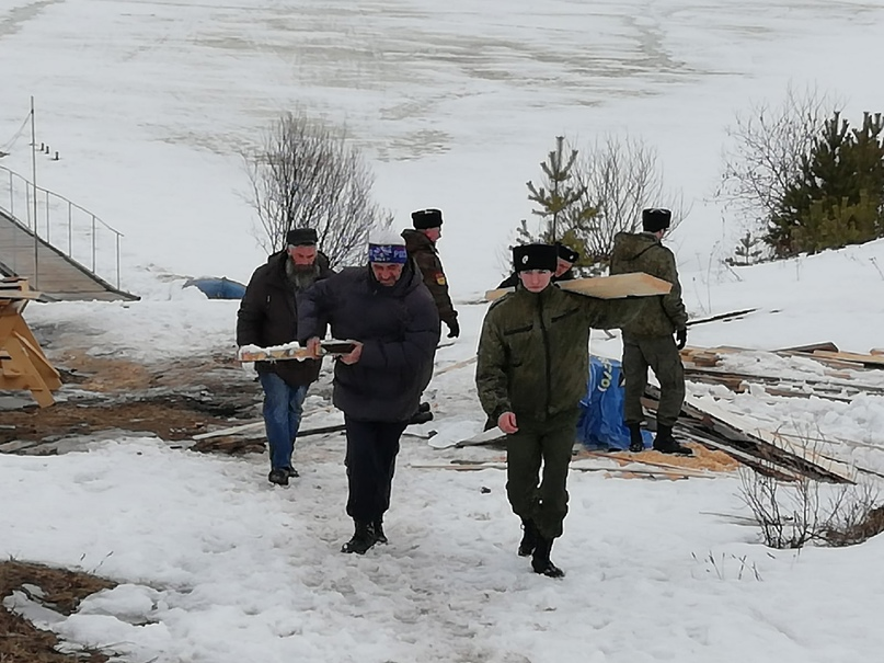 Подготовка к военно-полевым сборам., изображение №1