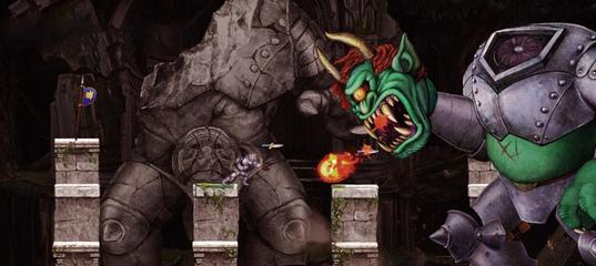 Capcom опубликовала первый дневник разработчиков Ghosts 'n Goblins Resurrection