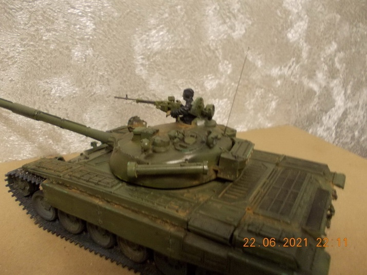 """Т-72А, фирма """"Звезда"""" 1/35, кат.№3552 Vy3Hed57hXY"""