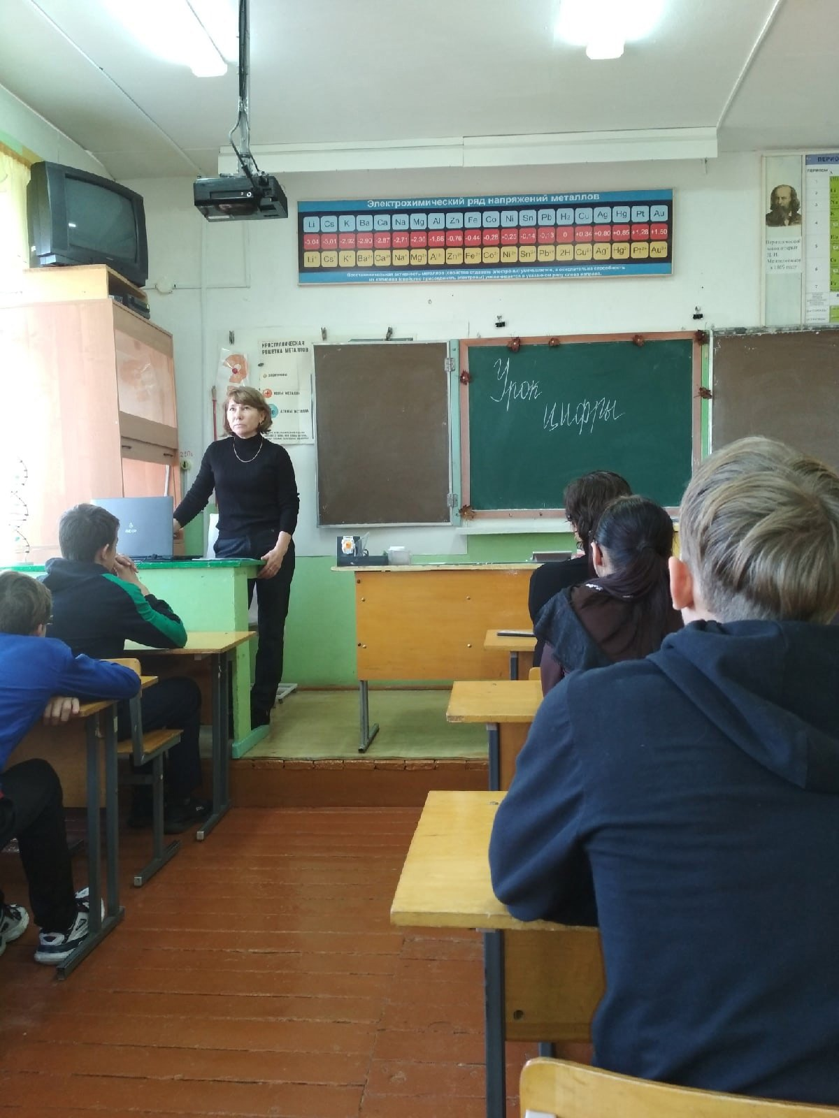 🌍В рамках всероссийского образовательного проекта в свете