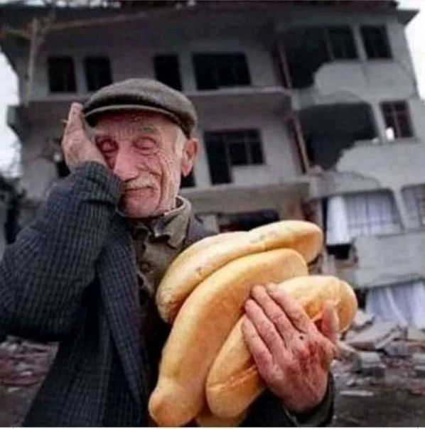 Суд над вором буханки хлеба