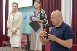Игорь Артамонов принял участие в форсайт-сессии по развитию Липецка