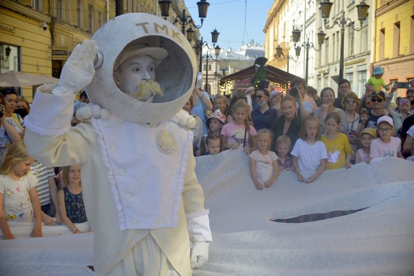 Театр «Вокруг» спектакль «Лунь»