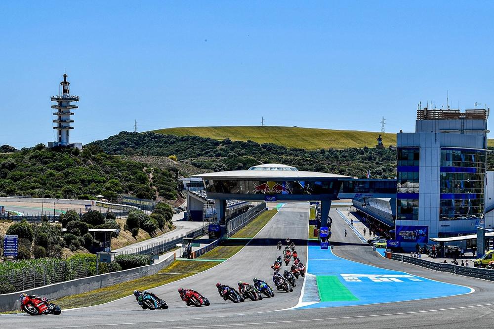 Фотографии Гран При Хереса 2021