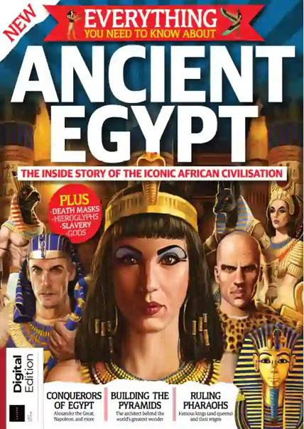 Everything You Need To Know About Ancient Egypt - 1STEdition 2021