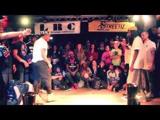 LRC ROYAL #2 - 1000% : Snoop vs Icee
