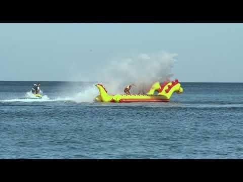 Чёрное море Relax 60 Лето 2020 4K UHD