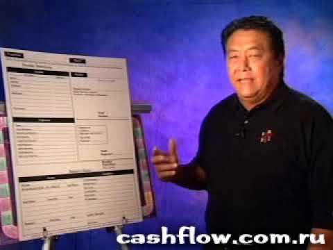 Роберт Кийосаки - Сначала покупайте активы, а потом безделушки.