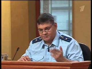 Федеральный судья выпуск 226 Виноградов судебное шоу  2008 2009