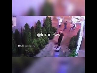 Жесть! В Краснодаре чеченцы застрелили дагестанца в разборке на рынке в центре города