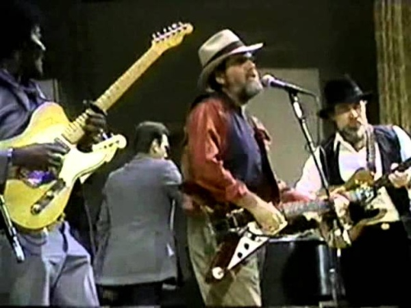 Lonnie Mack Albert Collins Roy Buchanan