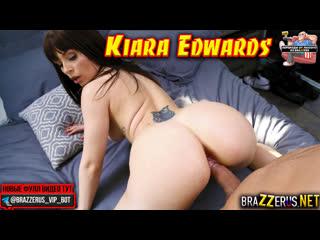 [Mofos] Kiara Edwards - Pervy Yoga Spy