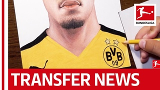 Borussia Dortmund Sign One Of Europe's Top Young Talents