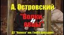 Спектакль Волки и овцы Александр Островский режиссер Олег Скивко. 2010 г