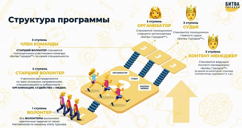 Программа волонтеров. Битва Городов™ 2020, изображение №2