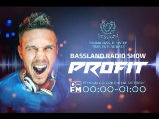 Bassland Show @ DFM () - Свежие drumbass релизы