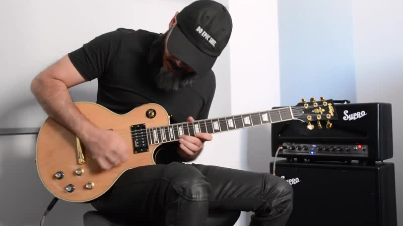 Guns N Roses - Welcome To The Jungle - Electric Guitar Cover by Kfir Ochaion