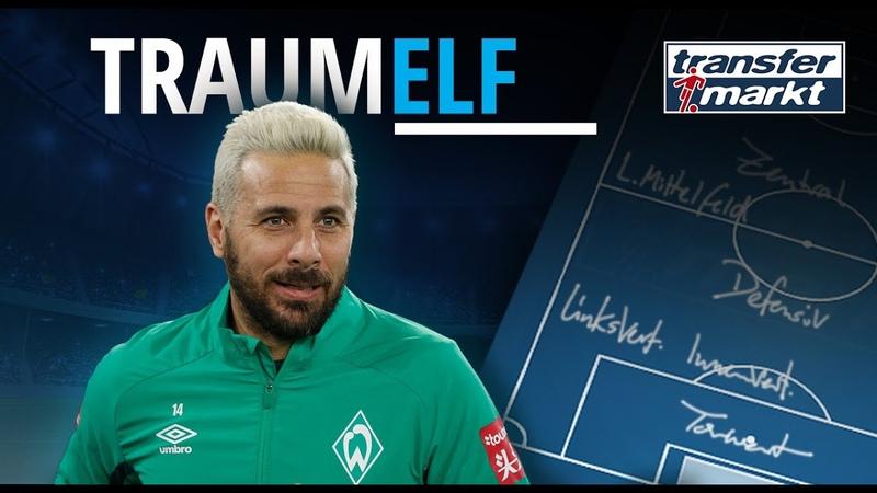 Die Traumelf von Werder-Legende Claudio Pizarro | TRANSFERMARKT