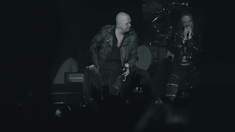 Helloween Forever And One Live at São Paulo
