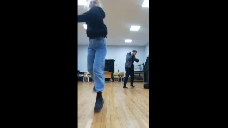 Танцуем с Арсеном