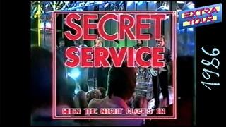 Secret Service — When The Night Closes In (HD, TV, 1986)