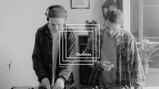 Monty & Redeyes - Outlines Jukebox #001