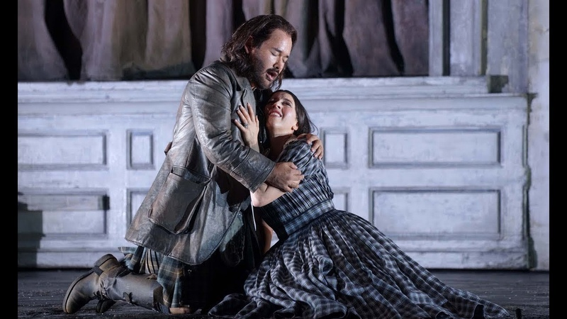 LUCIA DI LAMMERMOOR Donizetti Teatro Real Madrid